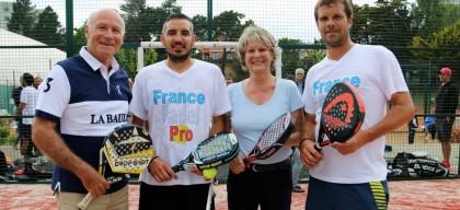 tennis club de la baule padel